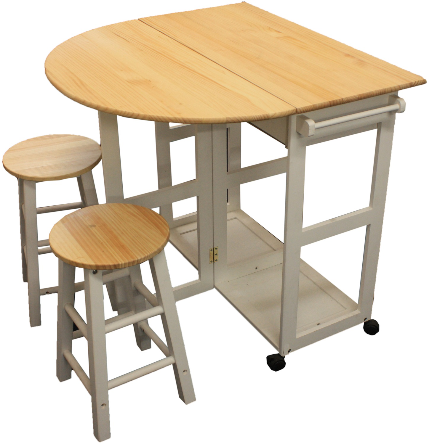 Kitchen Table And Stools Set