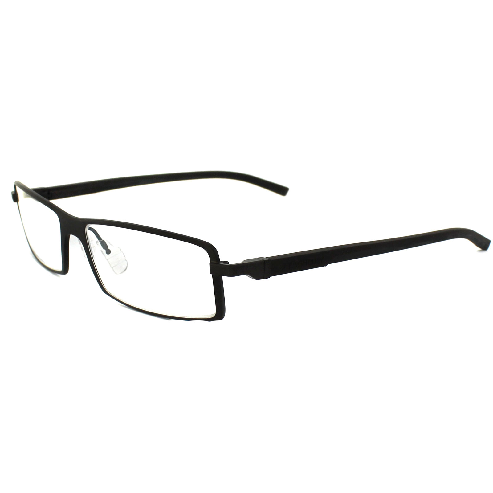 Tag Heuer Glasses Frames Automatic 003 Matt Chocolate