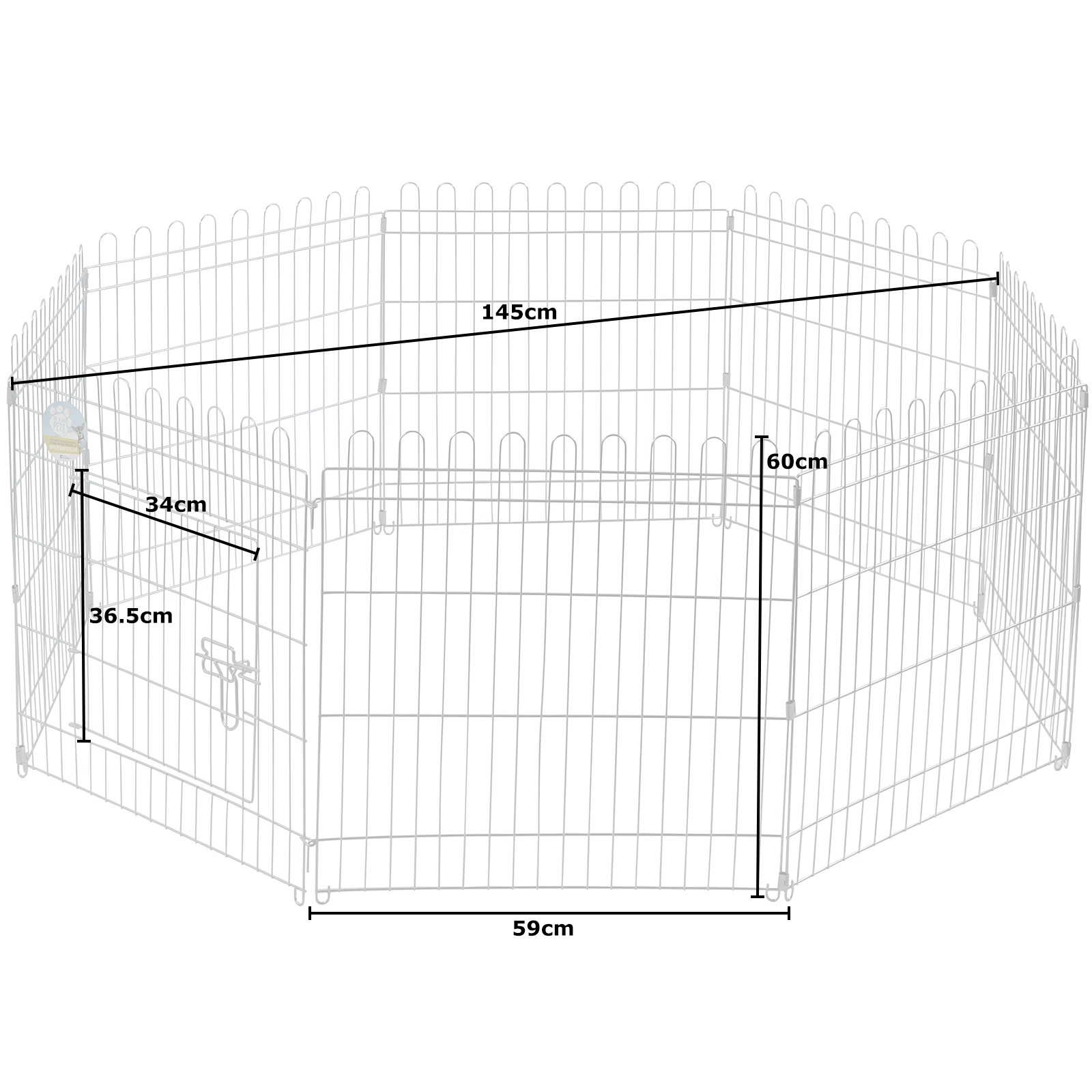 Me Amp My Pets Medium Folding Playpen Cage Amp Floor Mat Dog