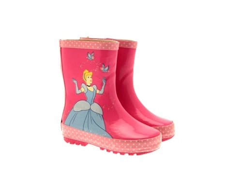Disney Princess Toddler Boots