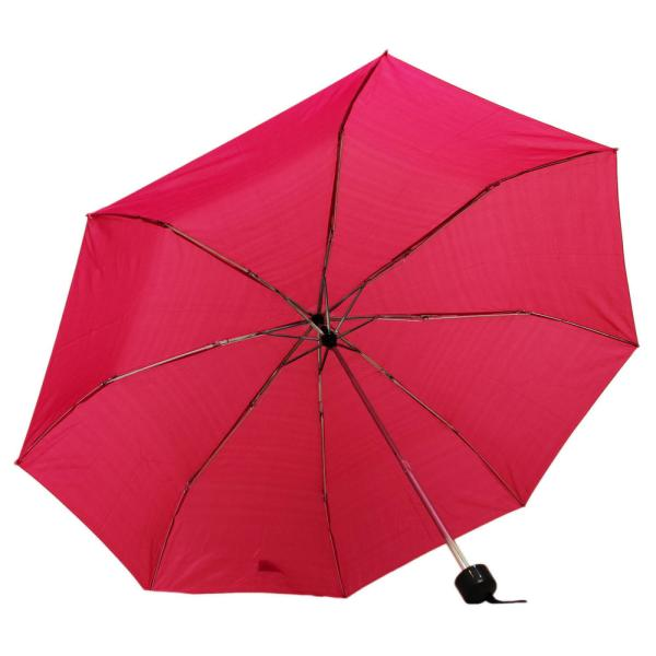 Compact Umbrella Folding Brolly Rain Wind Resistant ...