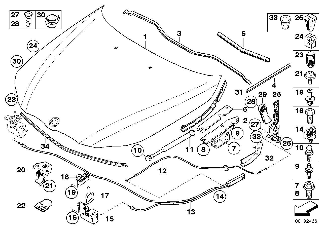 Bmw 545i Parts Diagram Bmw Auto Wiring Diagram