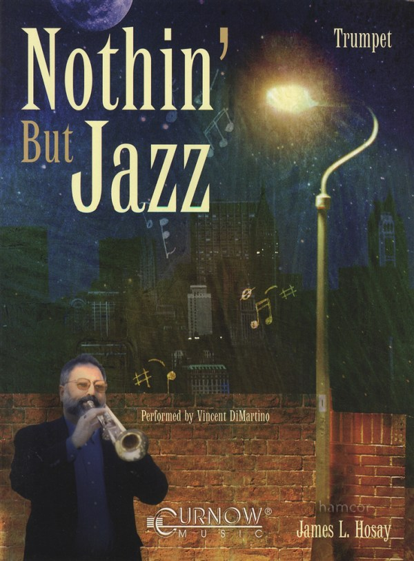 Nothin' But Jazz Trumpet Sheet Music Book & Play-Along CD ...