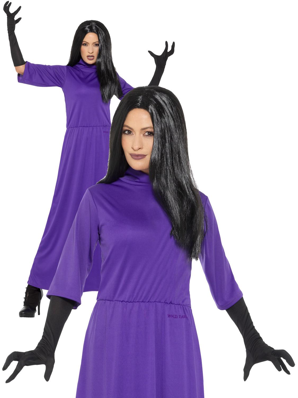 La S Roald Dahl The Witches Costume