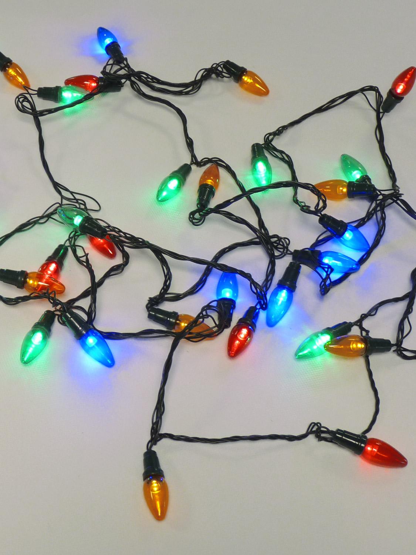 Chaser Christmas Lights