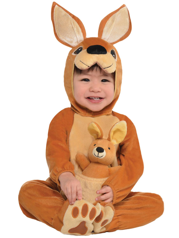 Baby Toddler Animal Costume Boy Girl Zoo Jungle Fancy