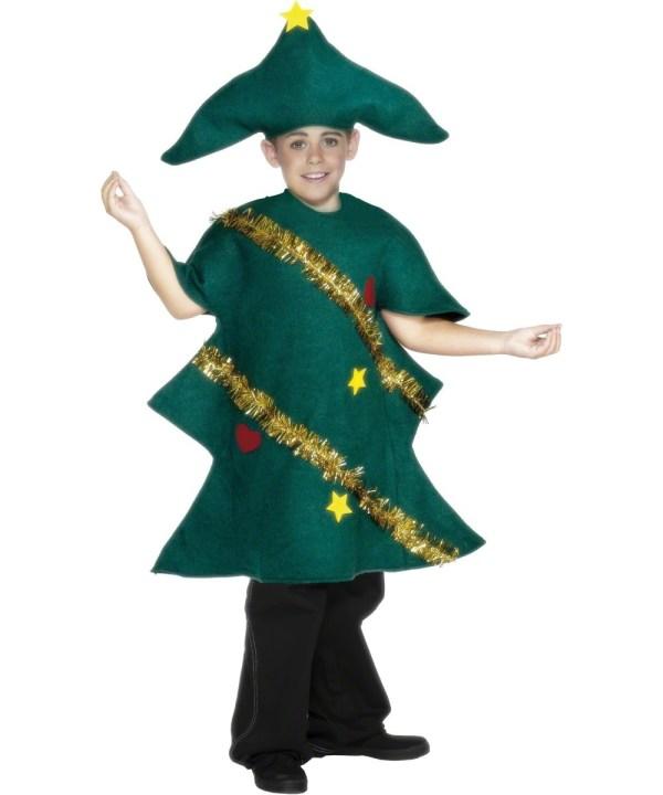 Christmas Tree Kids Costume   Christmas Clearance   Mega ...