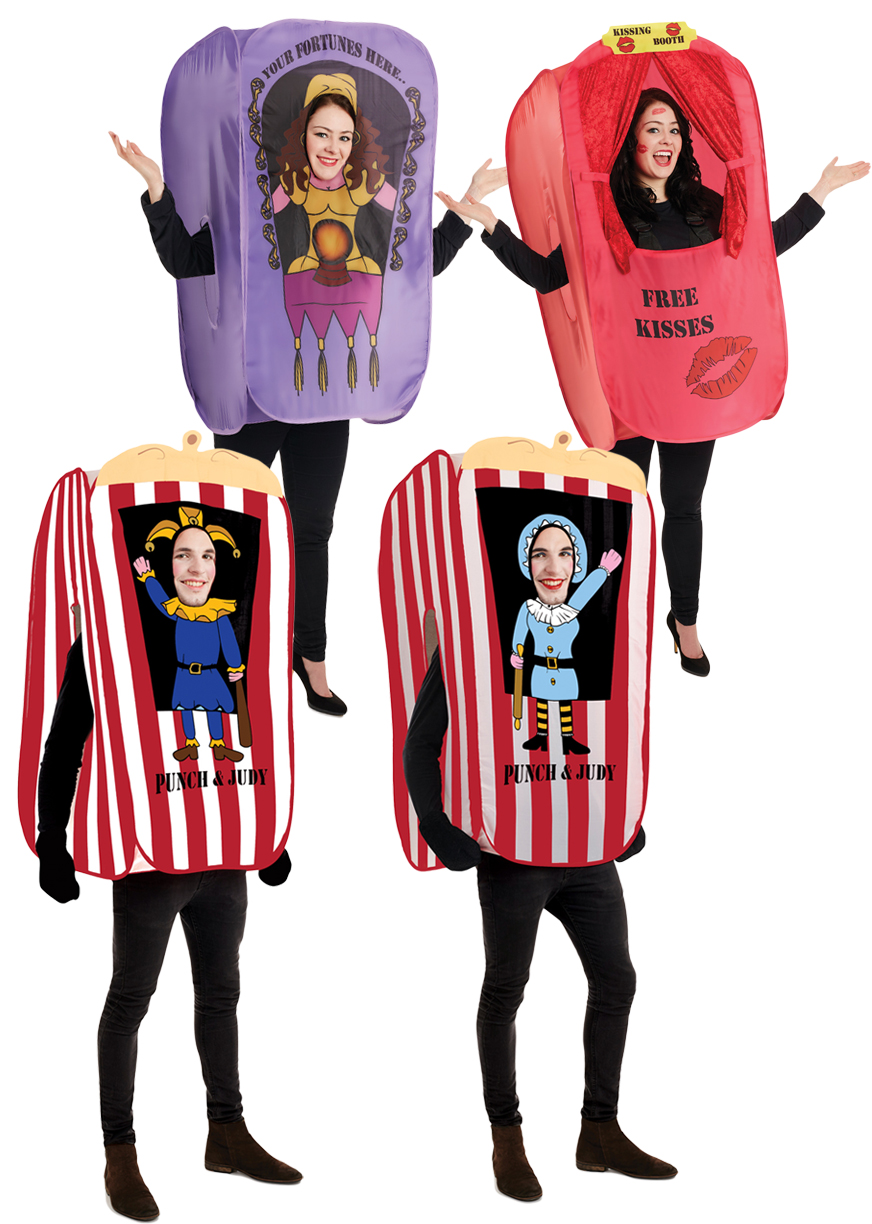 Group Circus Character Costumes