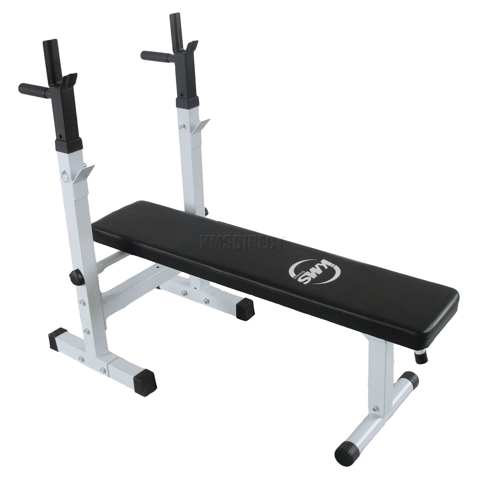 Kms Foldable Bench Press Chest Weight Indoor Fitness