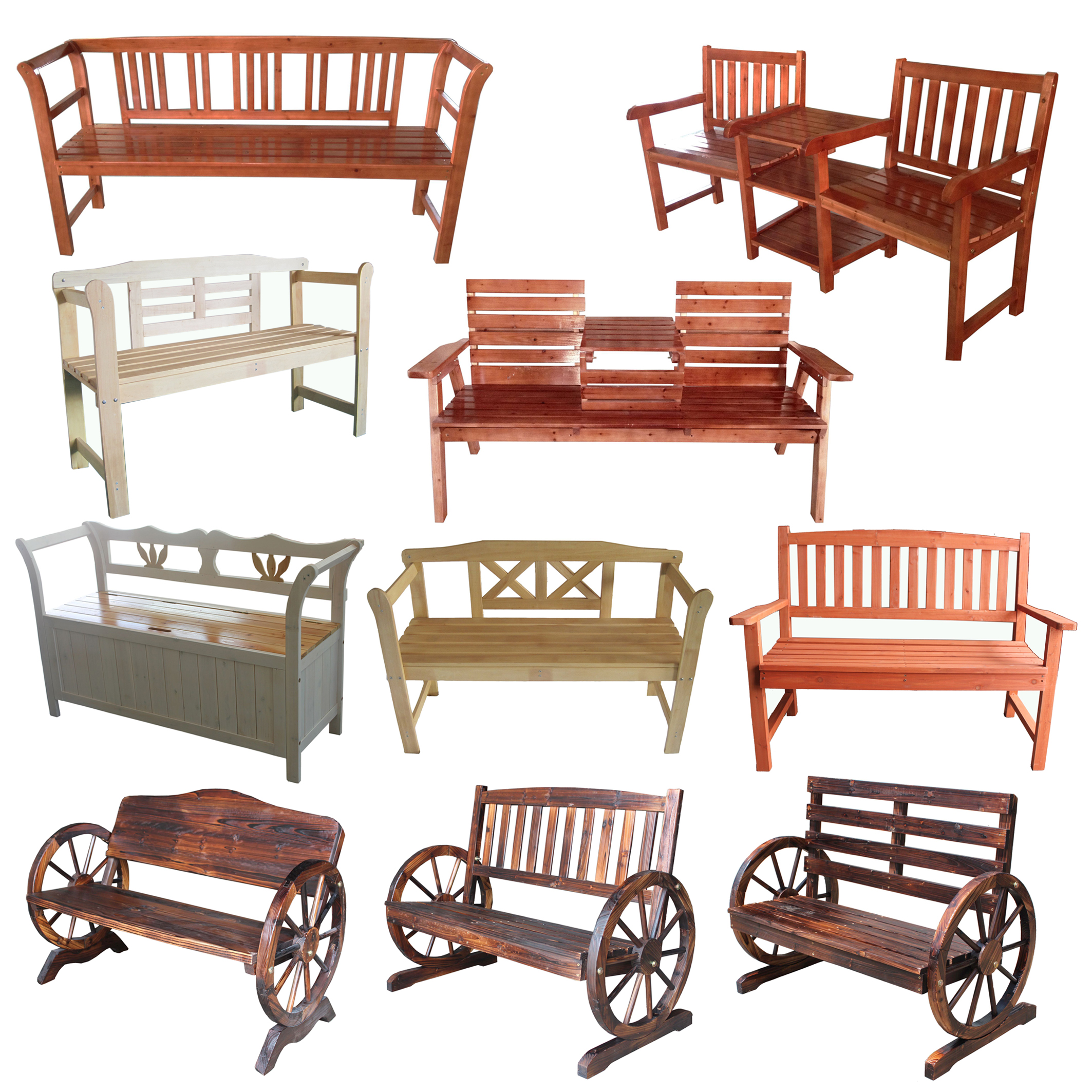Outdoor Furniture 2 Seater