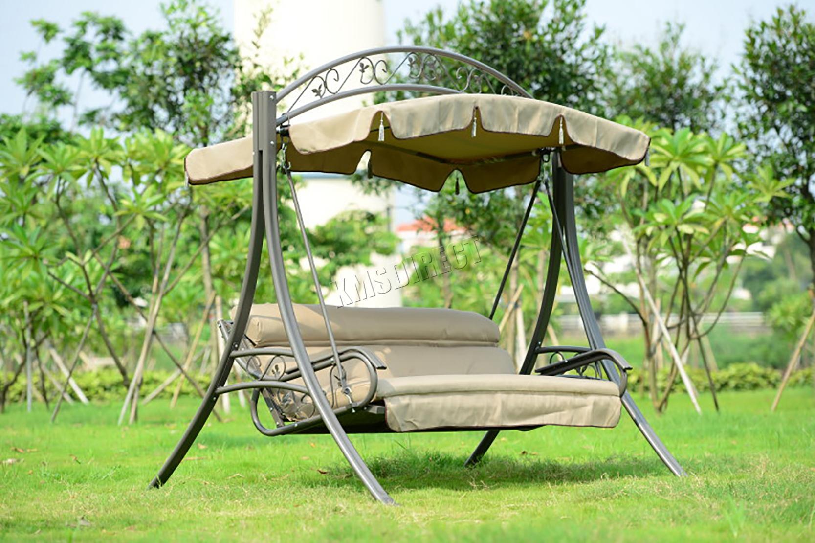Swing Seats Garden Metal