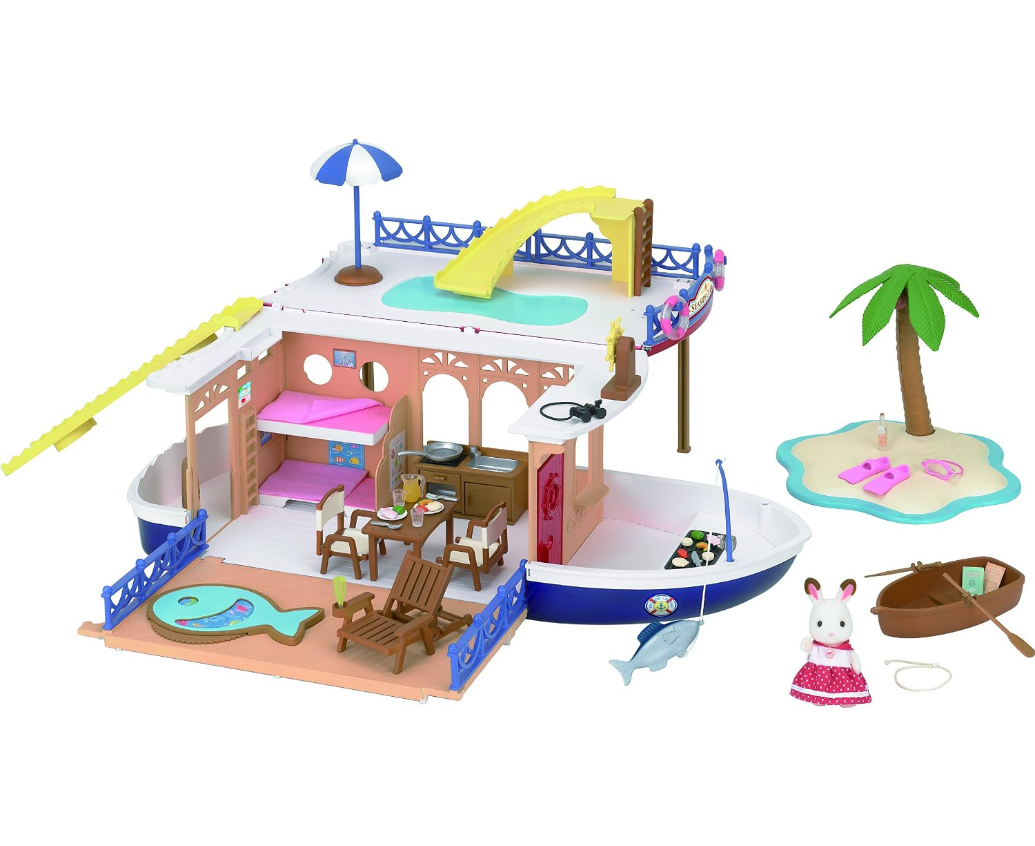 Epoch Sylvanian Families Calico Critters Furniture Only