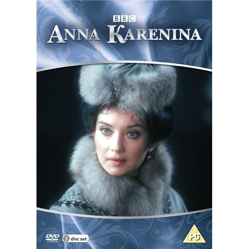 Anna Karenina (minissérie da BBC), com Nicola Pagett
