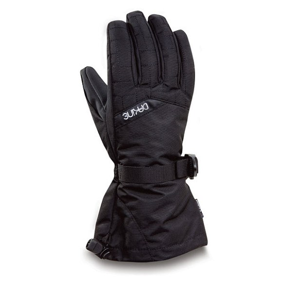 Dakine Capri Womens Snowboard Ski Gloves in Black XL