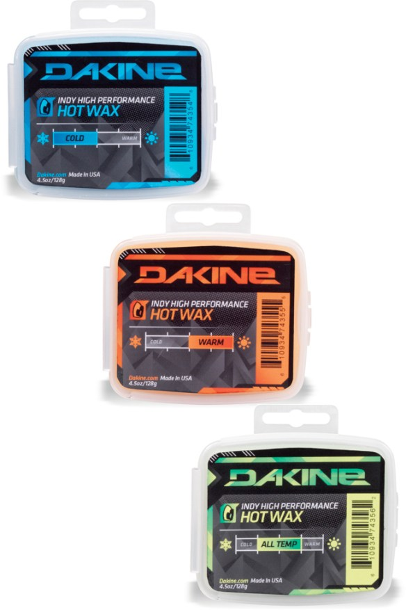 Dakine Indy Snowboard Ski Wax 4.5oz