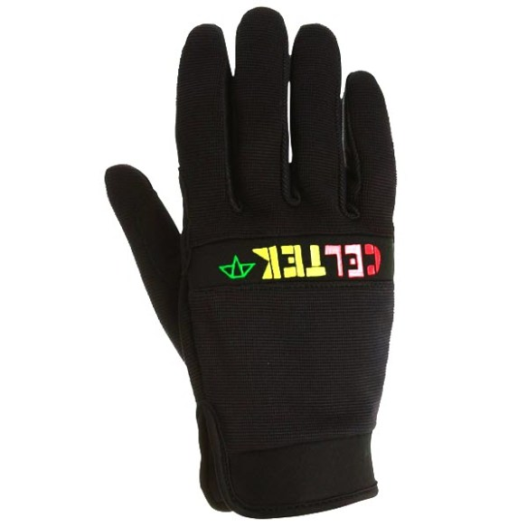 Celtek Misty Pipe Gloves Snowboard Ski New 2012 Black