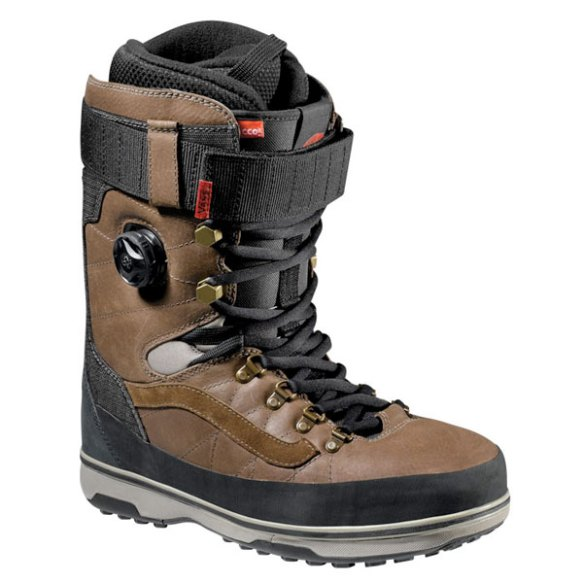 9117719f7e8c Vans Infuse Snowboard Boots 2013 in Brown Black