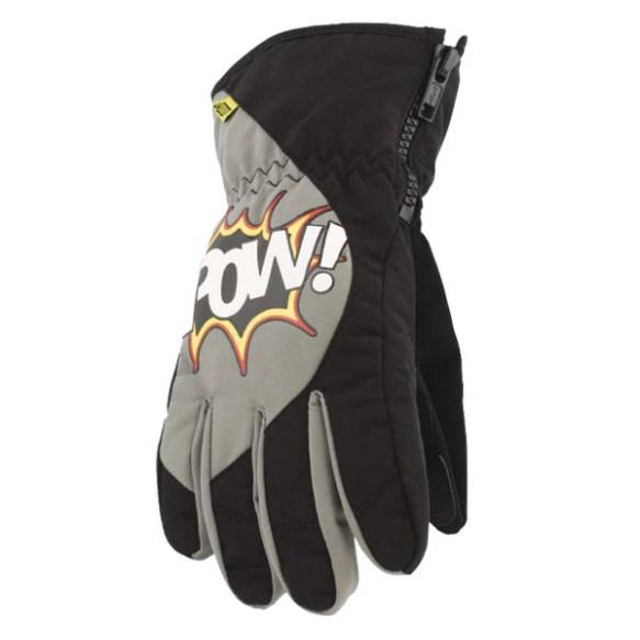 Pow Gloves Grom Glove Black 2013 small