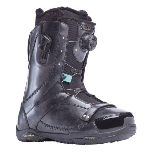 K2 Sapera BOA Womens Snowboard Boots 2014 in Black