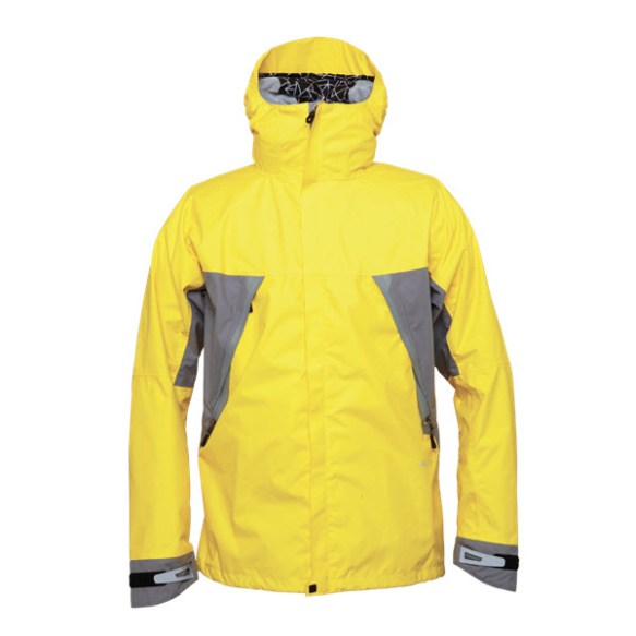 686 GLCR Tract Snowboard Jacket Lava Colorblock Large Sample 2015