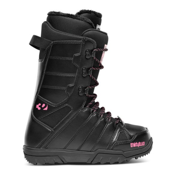 Thirtytwo 32 Womens Exit Snowboard Boots New Sample 2014 Black UK 4.5