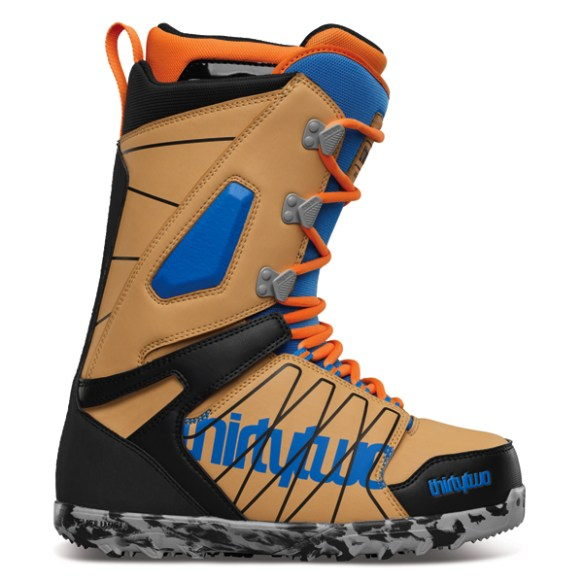 Thirtytwo Lashed Mens Snowboard Boots 2015 in Tan