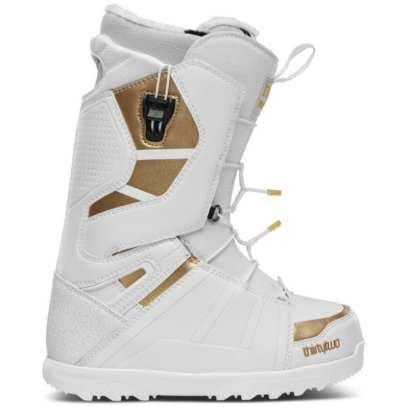 Thirtytwo 32 Womens Lashed FT Snowboard Boots Fast Track New Sample White 2014 UK 4.5
