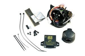 Nissan towbar wiring