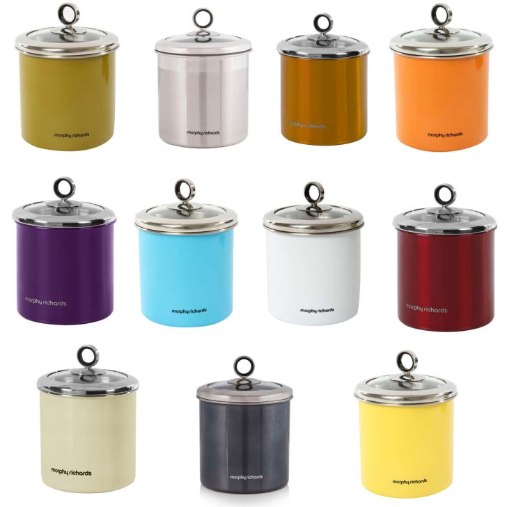 Cookware Dining Bar Food Kitchen Storage Canisters Jars