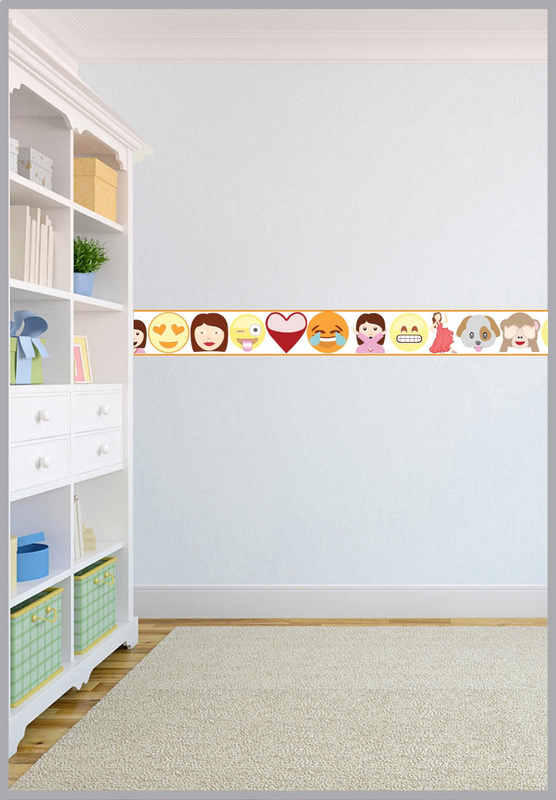 Childrens Emoji Design Bedding Bedroom Collection