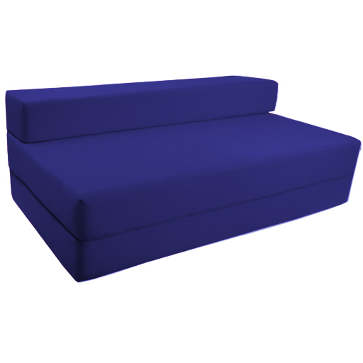 Fold Out Foam Double Guest Z Bed Chair