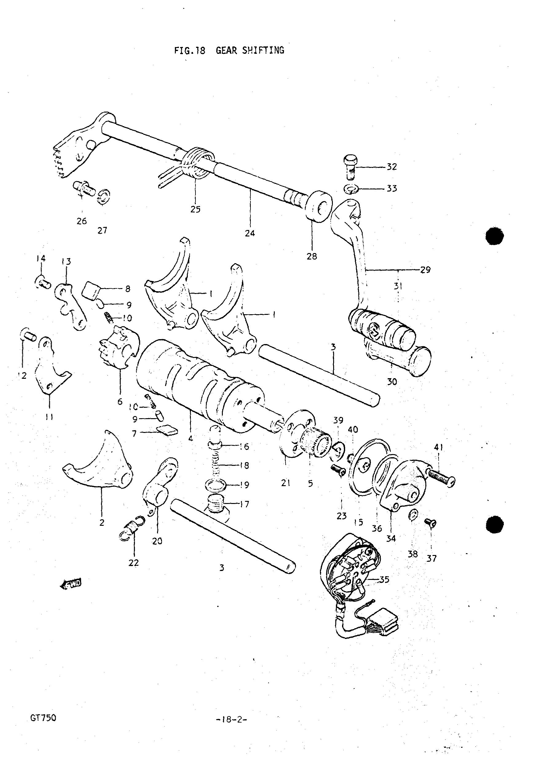 Diagram Of Suzuki Motorcycle Parts 1982 Gs450t Wiring Harness Diagram