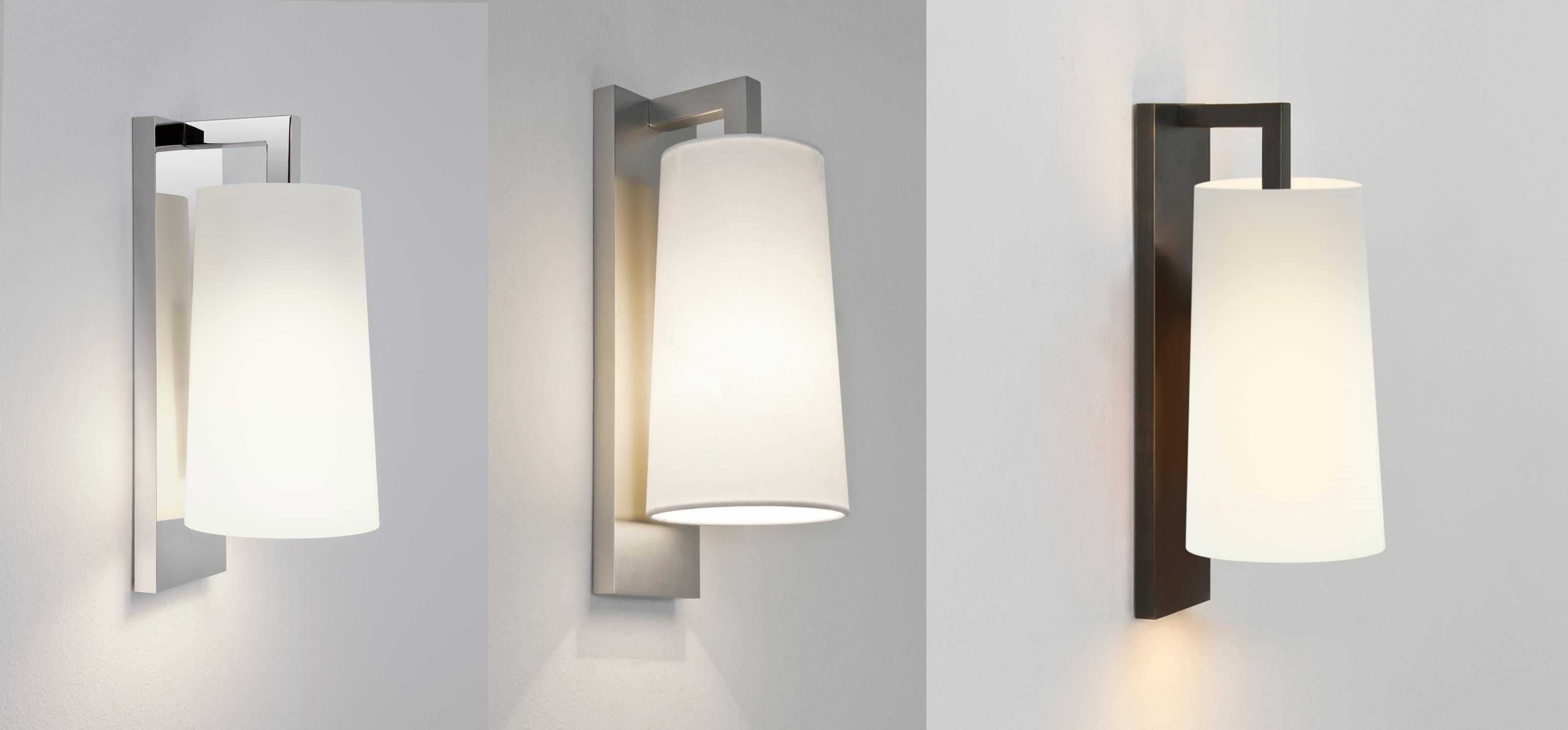 Nickel Bathroom Lights