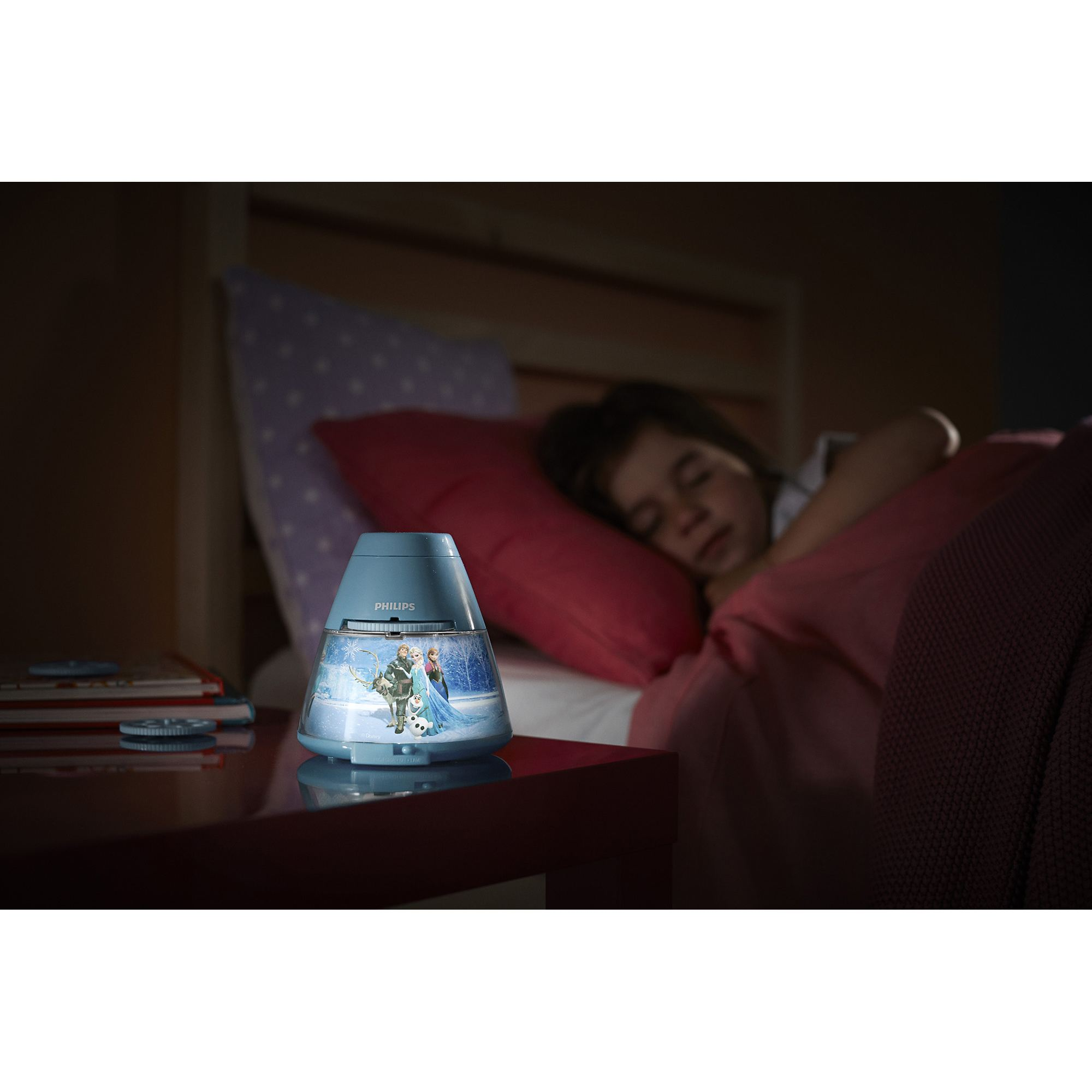 Philips Disney Frozen Children S Led Night Light Projector