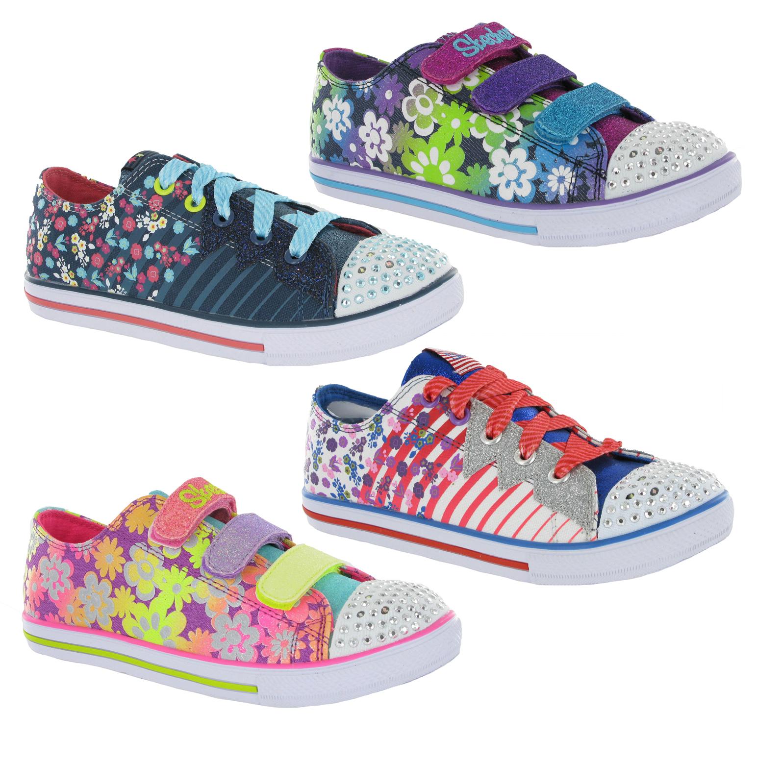 Kids Light Shoes Skechers