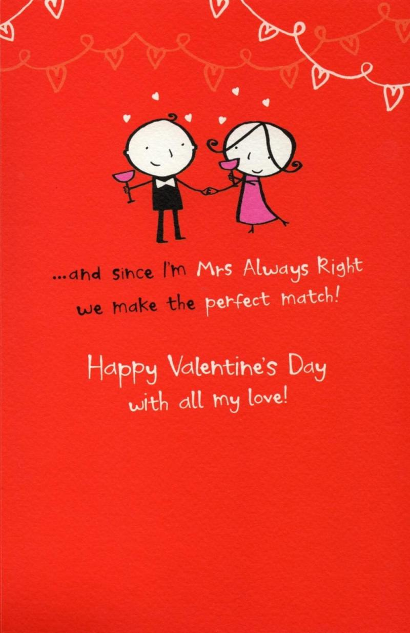 Valentine Poems For Husband Funny Creativepoem