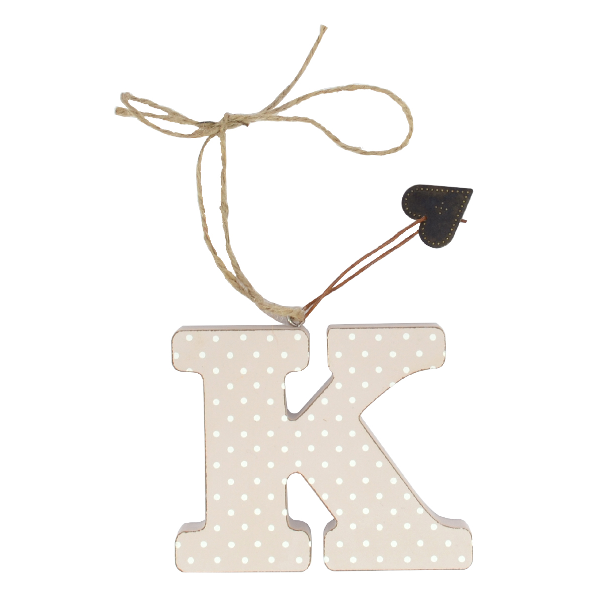 Letter K Sentiments From The Heart Hanging Letters Gifts