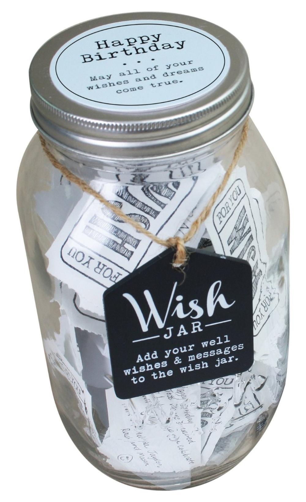 Splosh His Birthday Wish Jar Gift Idea Gifts Love Kates
