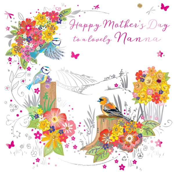 Nanna Happy Mother's Day Greeting Card | Cards