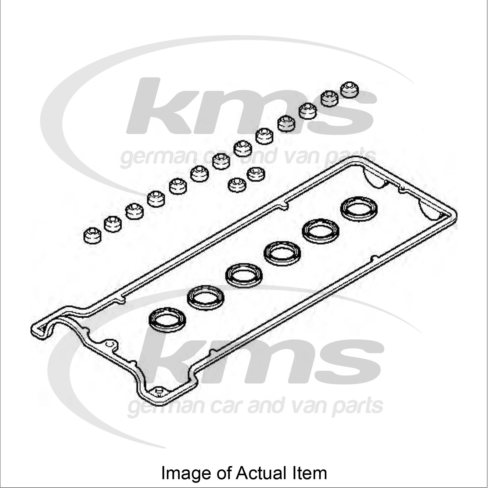 Valve Cover Gasket Bmw 3 Coupe E46 M3 Csl Coupe 360 Bhp