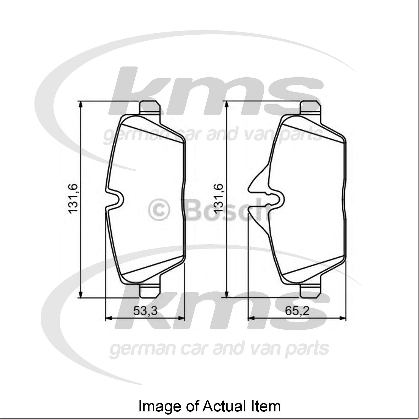 Brake Pad Set For Disc Brake Mini Mini Clubman R55