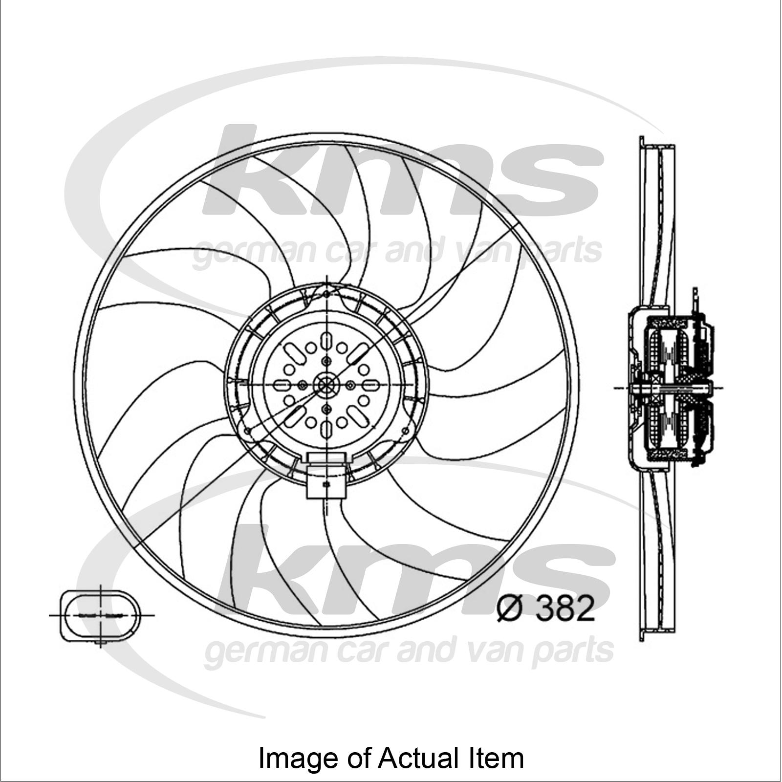 Sentinel new genuine hella radiator cooling fan 8ew 351 044 351 top german quality