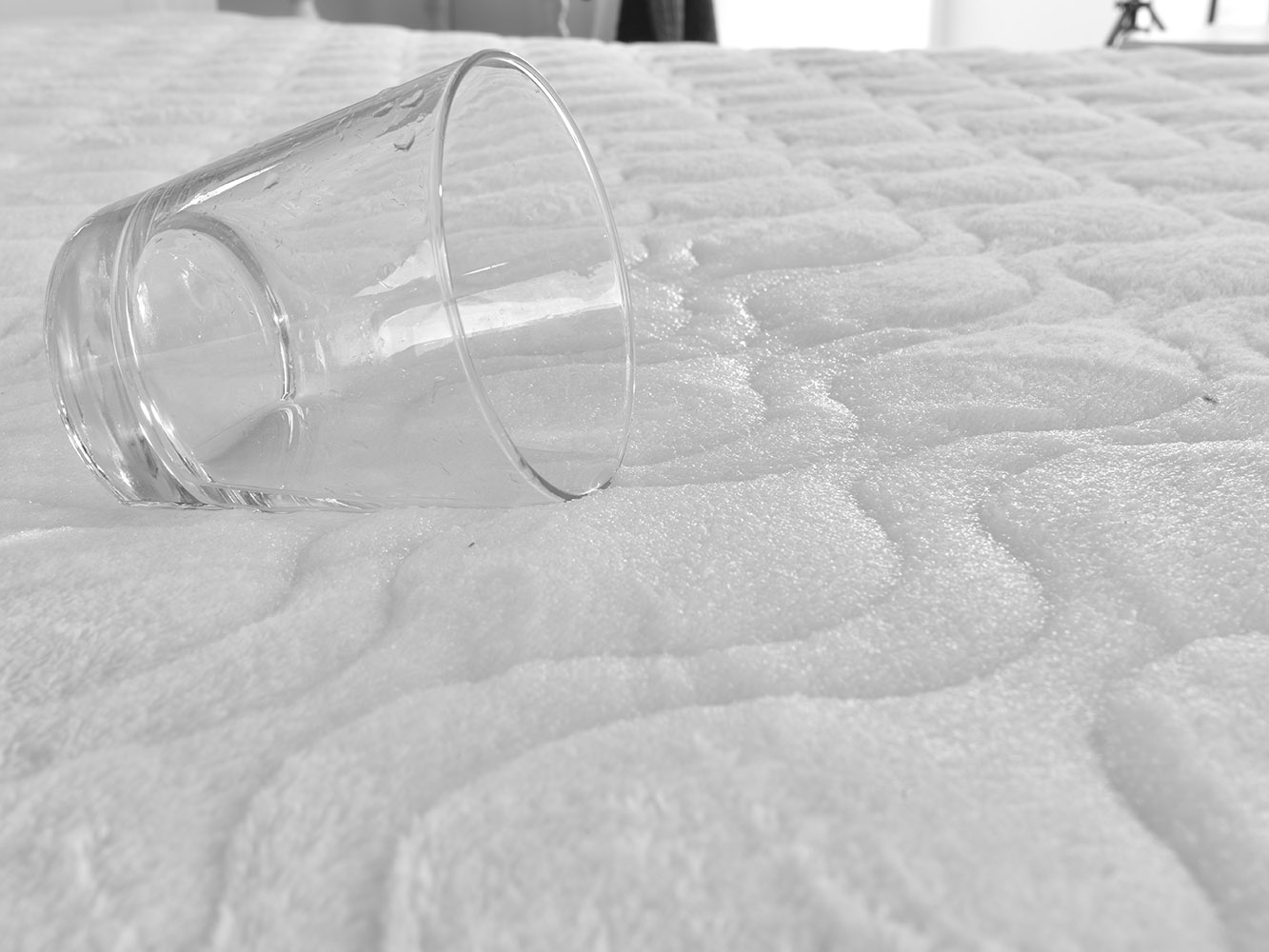 Quality Terry Towelling Waterproof Deep Quilted Matress