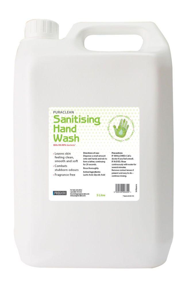 Puraclean Surface Sanitiser Spray – 5 Lt X 4 Pack [FG00334]