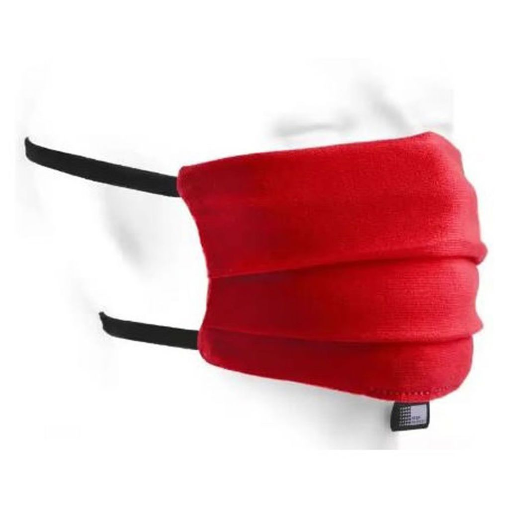Cotton Face Mask Reuseable  – Single [MASK01RED]