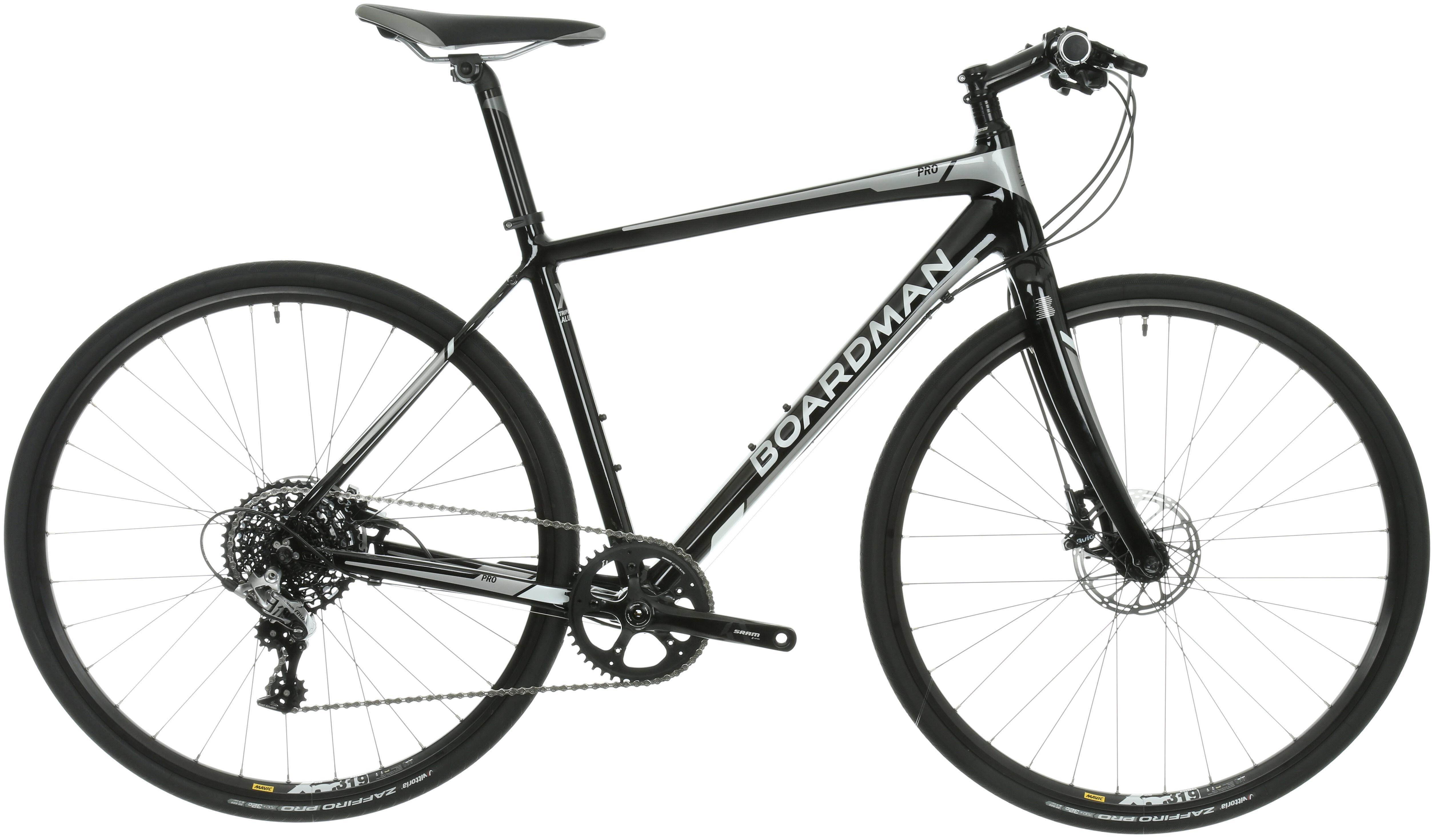 Boardman Hybrid Pro Mens Bike Bicycle Alloy Frame 11