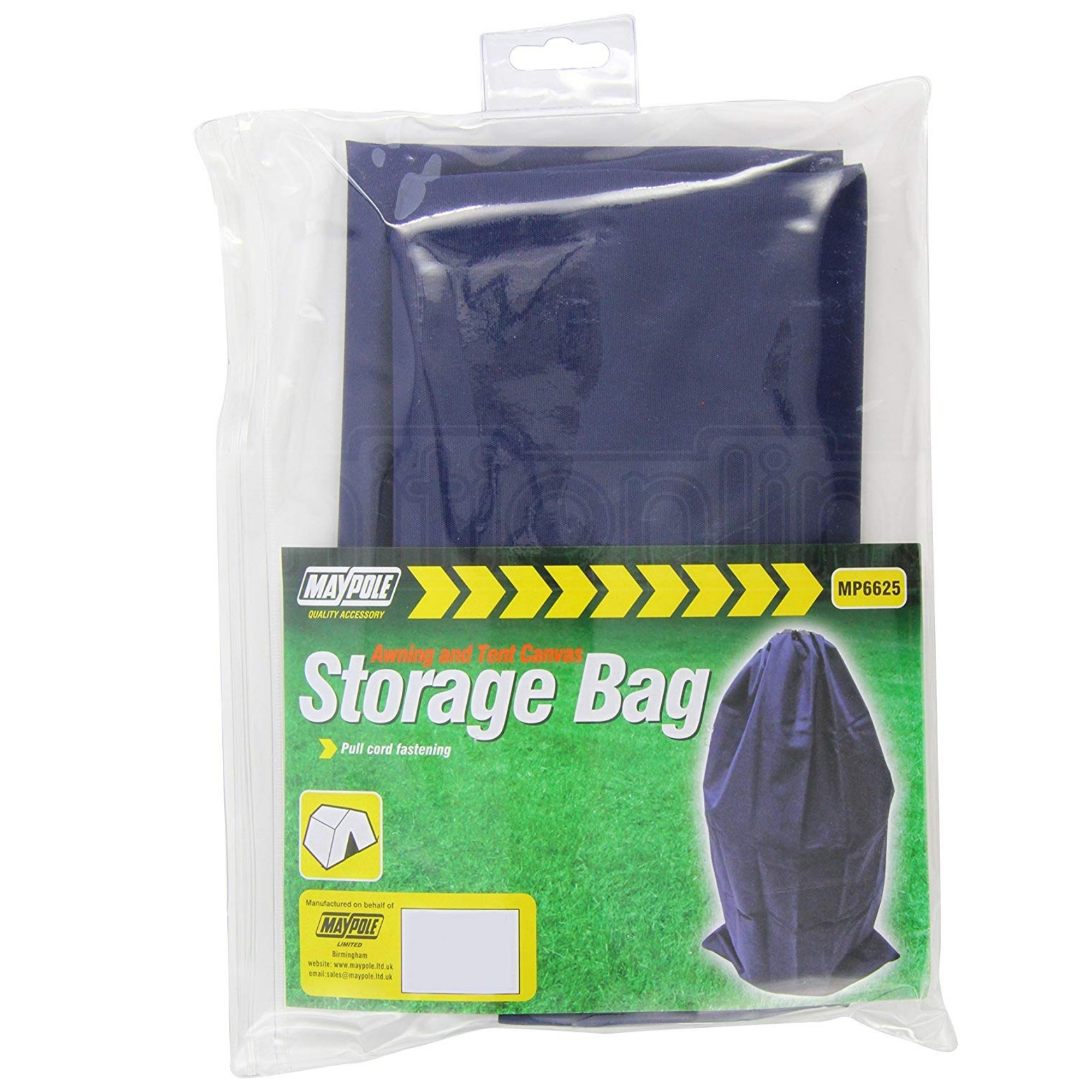 Maypole Awning Amp Tent Camping Canvas Storage Bag Pull Cord