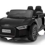 Compact Licensed Audi R8 Spyder 12v Children S Electric Ride On Car 5 Colours Ebay