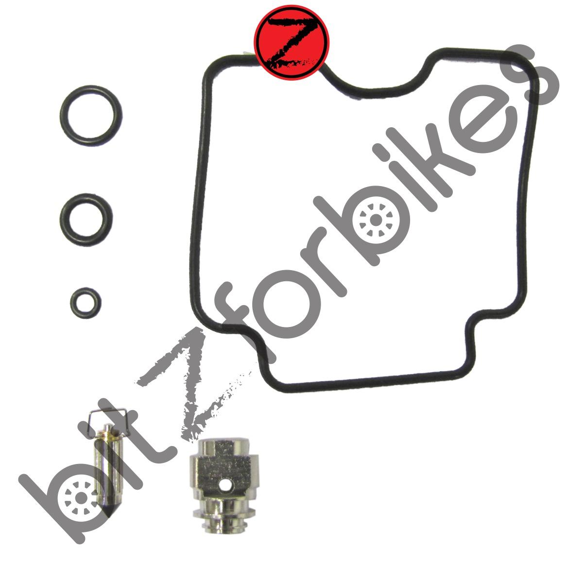 Carb Carburettor Repair Kit Yamaha Yxr 660 Fas Rhino Utv