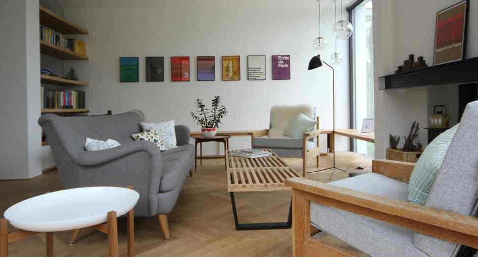Interiores modernos por kathryn tyler for Decoracion de interiores modernos